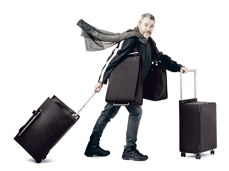Philippe Starck x Delsey