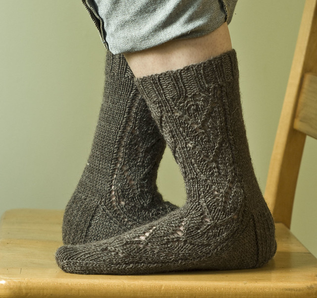 Radagast Socks