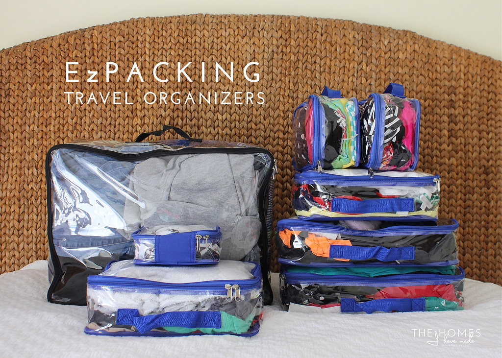 EzPacking Travel Organizers