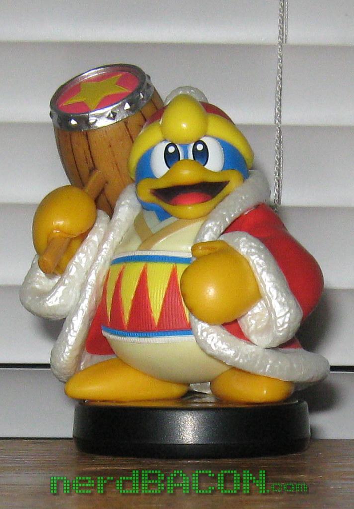 King Dedede Amiibo Ssb King Dedede Amiibo Super Smash Flickr
