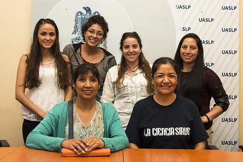 Proyectos interdisciplinarios realizan en el Verano de la Ciencia en la Facultad de Enfermería-UASLP
