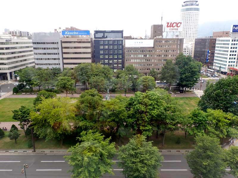 札幌第2合同庁舎食堂