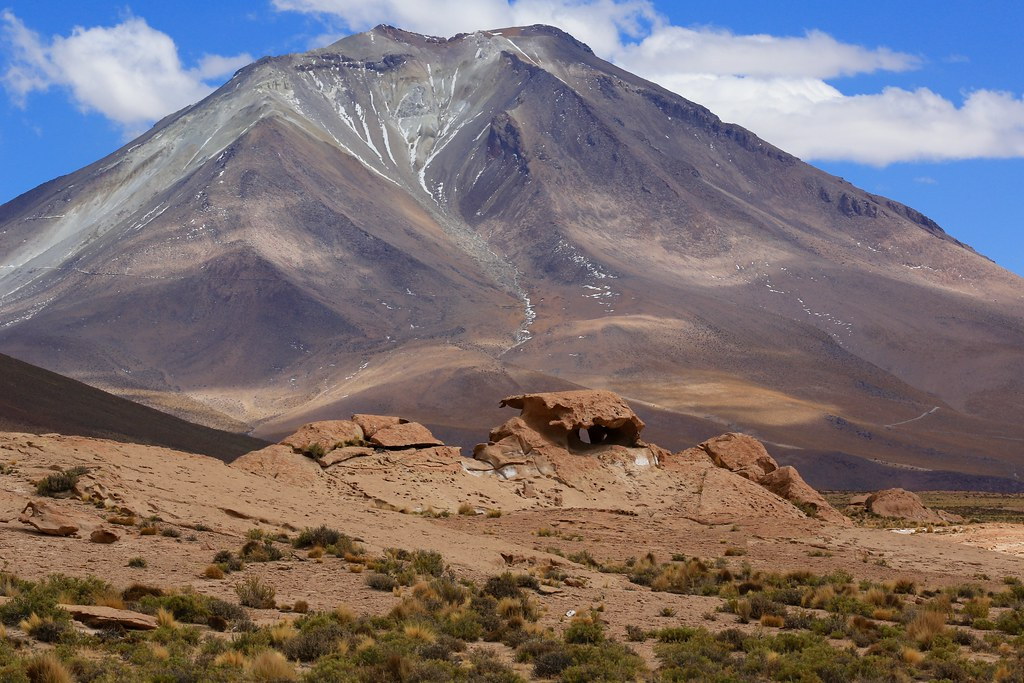 altiplano landscape andean high plateau bolivia south amer flickr