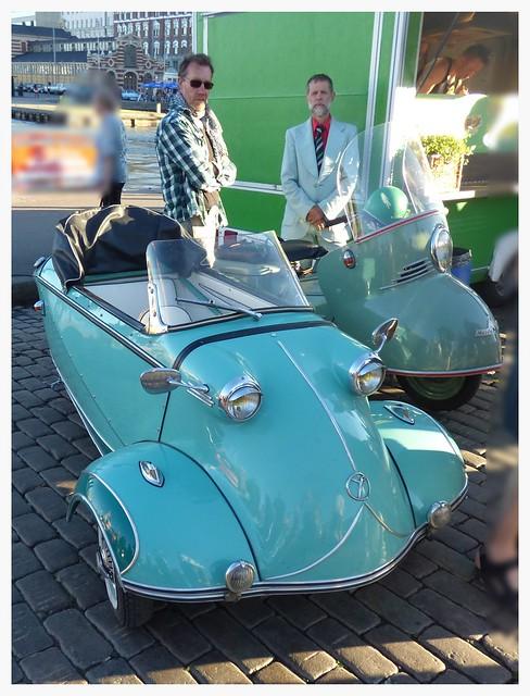 mint coloured cars