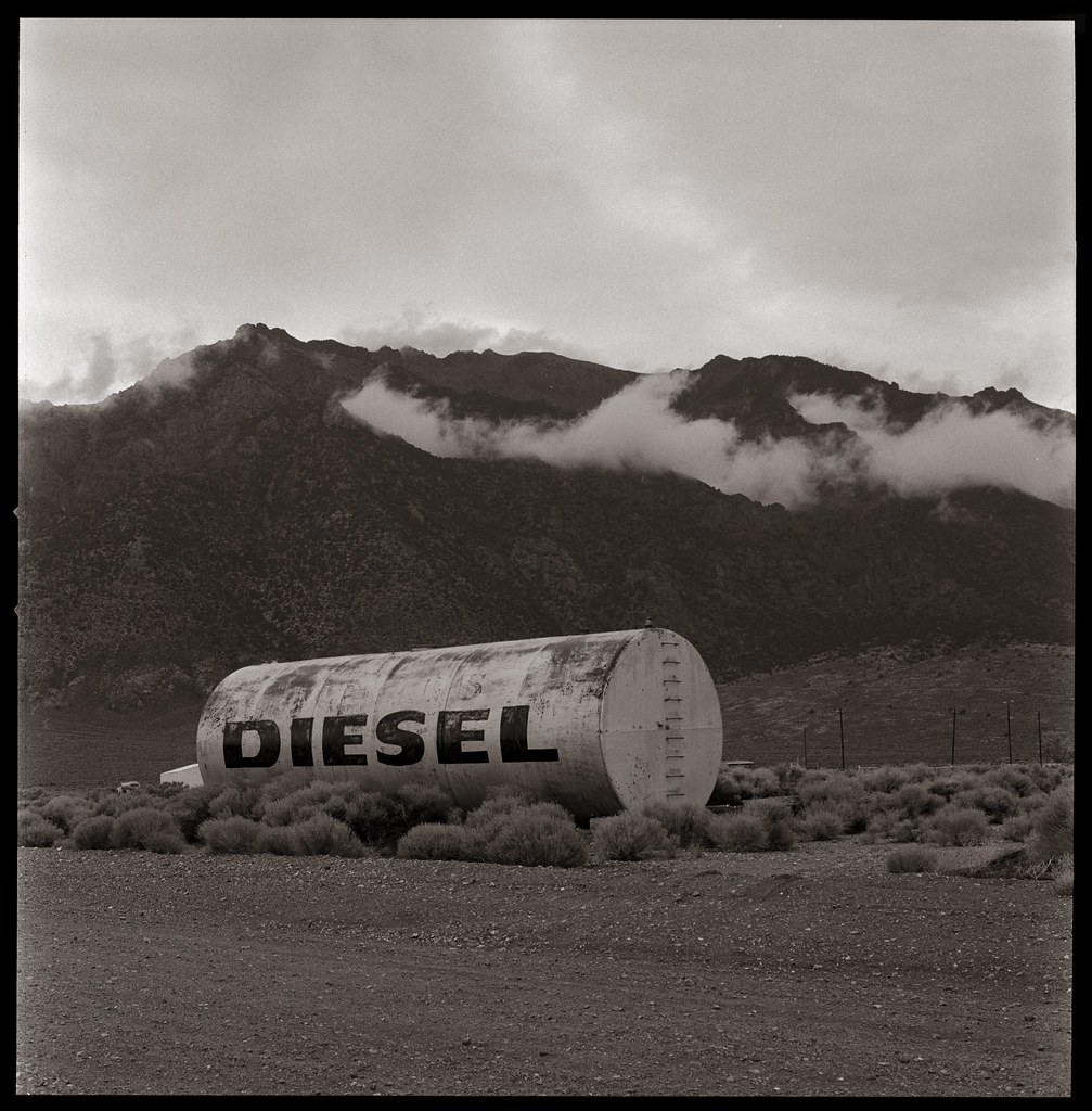 Diesel (Carvers, Nevada) | by efo