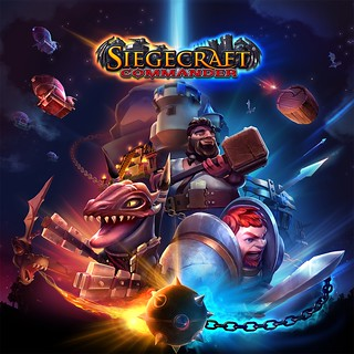 Siegecraft Commander | by PlayStation.Blog