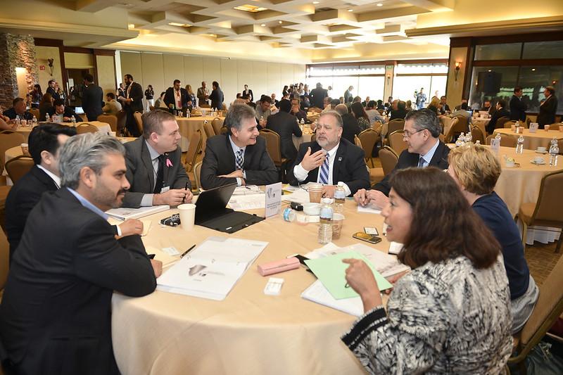 Reunión Inter Plenaria de las comisiones Sonora-Arizona y Arizona-Mexico