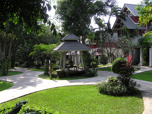 Natural Park Resort, Jomtien