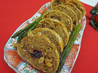 Field Roas and Roasted Asparagus