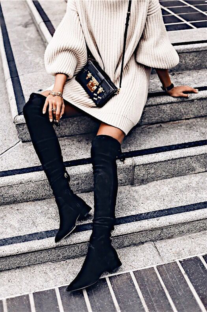 outfits for everyday accessories style street style winter fashion trend2