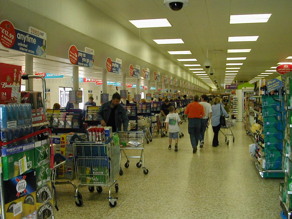 supermarket retailing tesco vs sainsburys essay