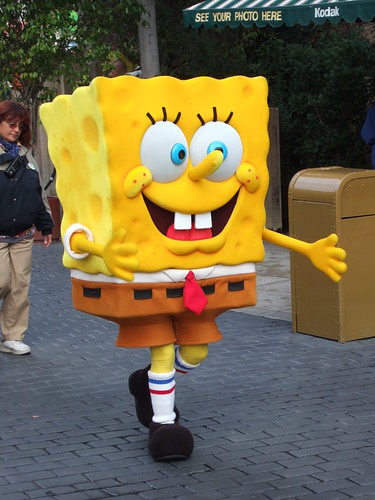Sponge Bob Hug | by latca