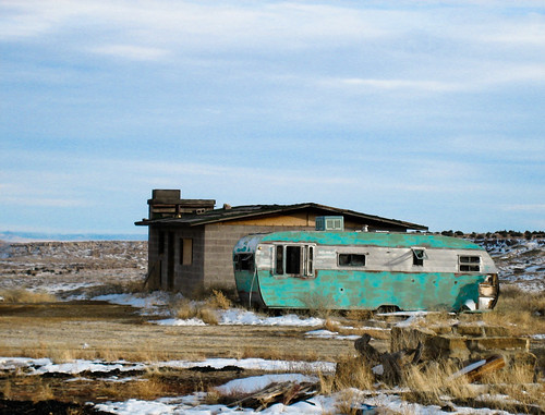 Trailer On The Rez | by Sublime Dharma