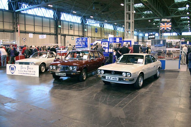Nec Birmingham Classic Car Show