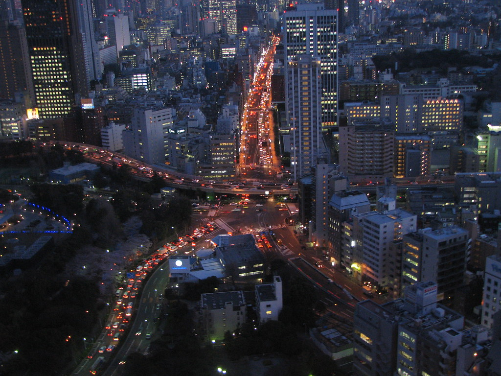 Image result for crossroads night