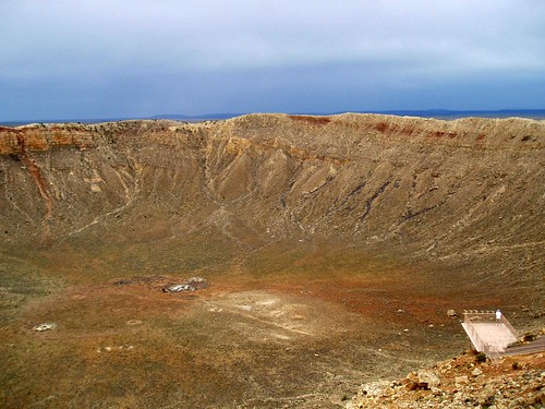 Meteor Crater | by omkevin
