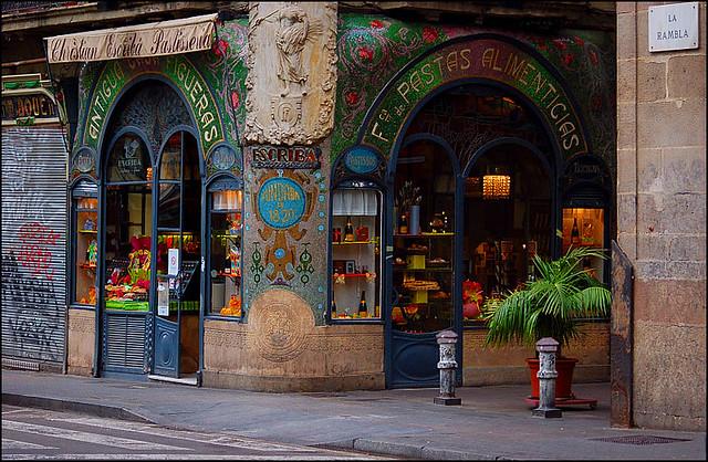 Barcelona For Dessert