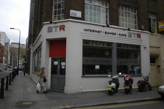 Cyberia Cafe London