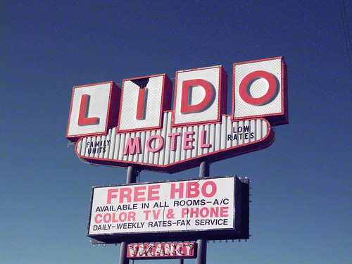 Lido Motel | by Curtis Gregory Perry