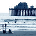 Pier at Oceanside, California