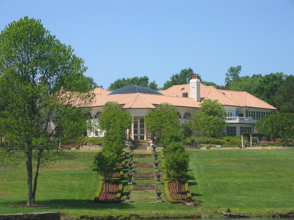 Rick hendrick house