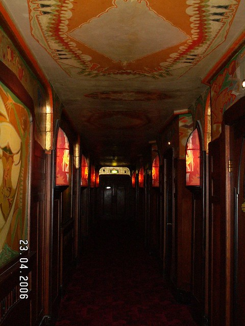 Photo - Deco corridor schilderij ...