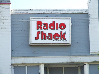 Radio Shack | by Curtis Gregory Perry