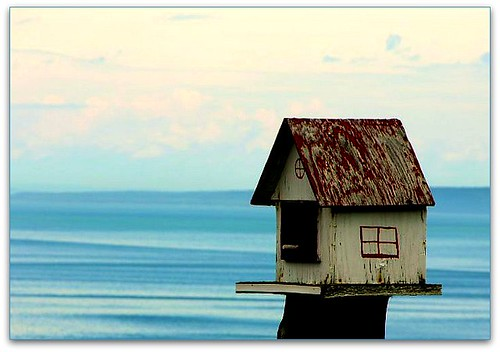 "A very small house | by Jerzy Durczak (a.k.a."" jurek d."")"