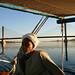 Felucca Boat man