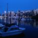Yachts & Cityscape