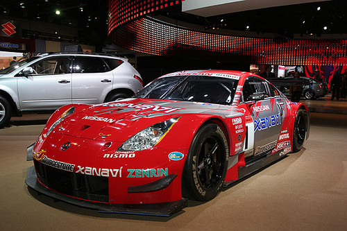 Nissan 350z Inside Pictures Nissan 350z Nismo Racer | by