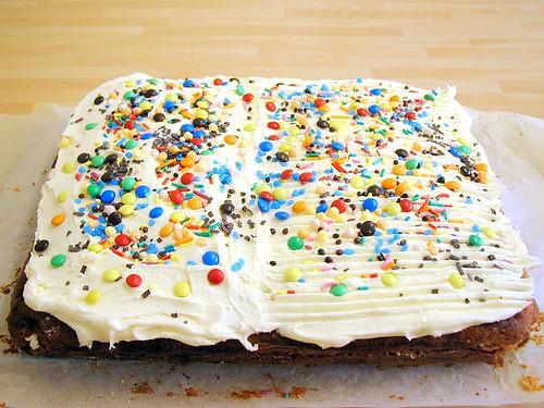 Birthday Cake Flavoured Ice Cream Uk