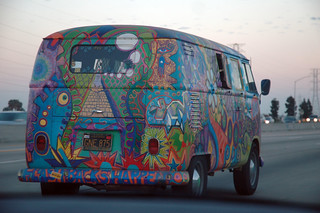 Hippie VW 1 | by Marshall Astor - Food Fetishist