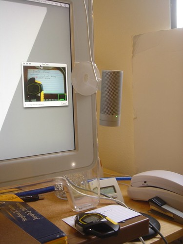 iSight GTD Experiment | by xvm