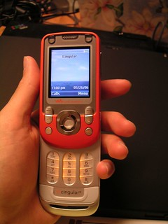 The Phone Glows Orange! | by Tennis-Bargains.com