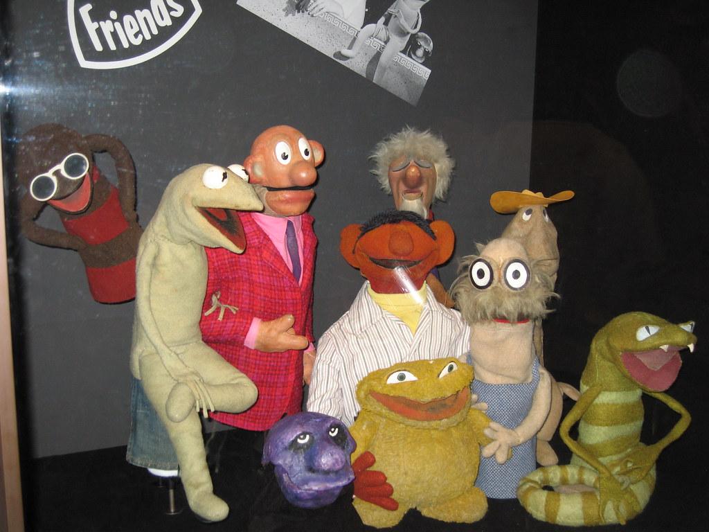 Characters In Muppet Treasure Island