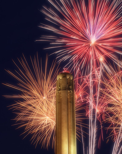 Union Station FIreworks | by kcphotos