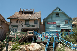 Popeye village - Malta | by GeertVG
