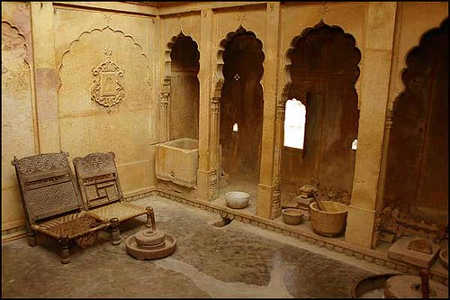 An Old Kitchen At One Of The Haveli Ashish Tibrewal Flickr