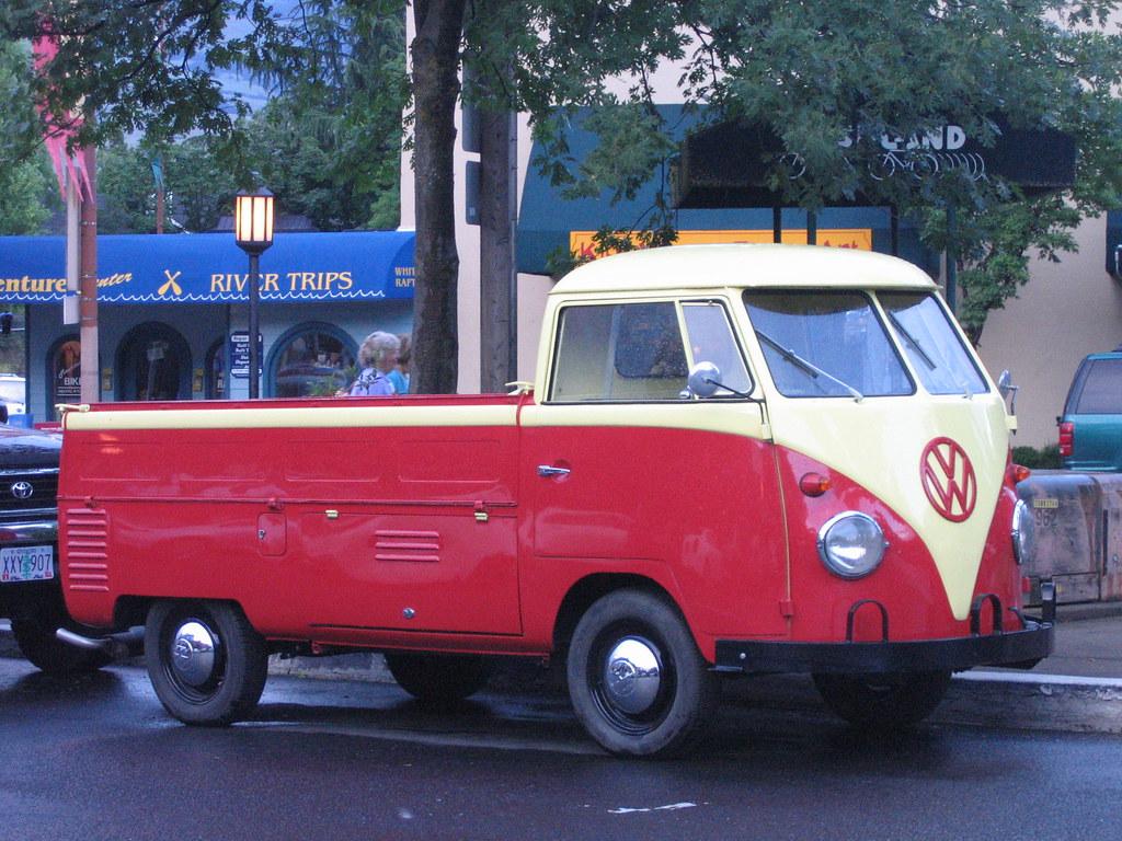 vw bus pick up truck ashland alicia smith flickr. Black Bedroom Furniture Sets. Home Design Ideas