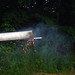 Firework in PVC Pipe