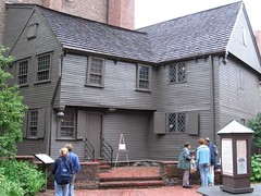 Paul Revere's house | by Darryl Whitmore