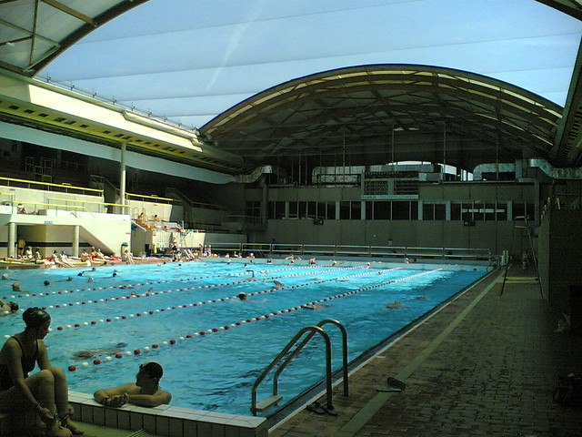 Piscine georges vallerey a wonderful place to have a for Piscine georges vallerey
