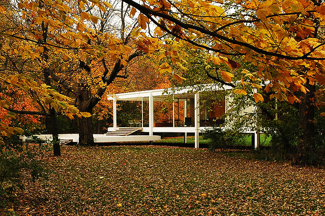 Farnsworth House Mies Van Der Rohe Farnsworth House