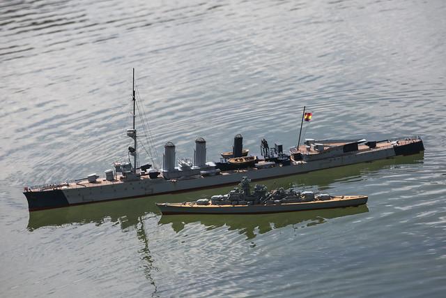 Concentración Militar Naval RC