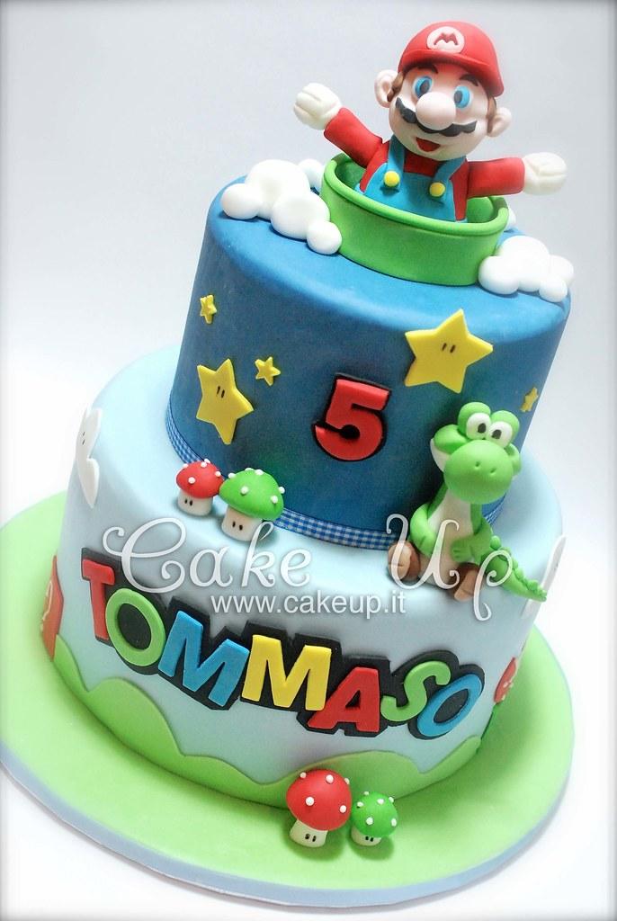 Mario Bros Cake Pan