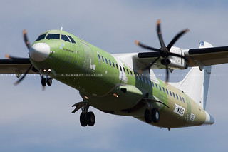 Unknown ATR 72-600 (72-212A) cn 1251 F-WWEC