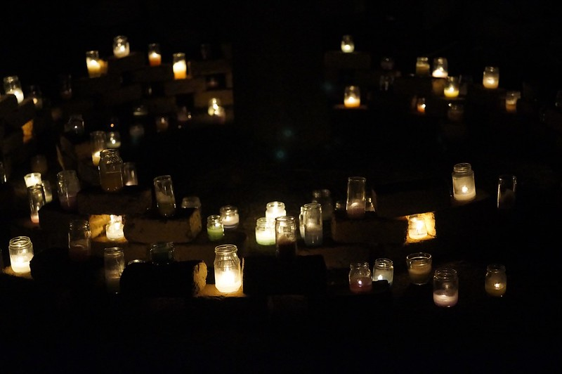 Million Candles Night IN KANAZAWA