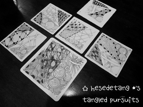 June Zentangle 101 Class