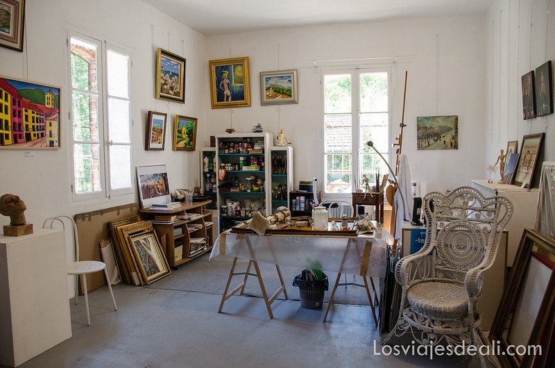 pueblos del macizo del Canigó moulin des arts Arles-sur-Tech
